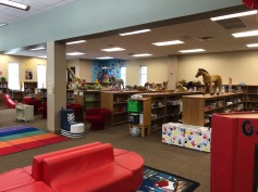 Eagle Ridge Library: Flexible Seating in Current Library