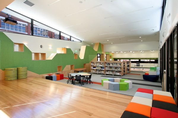 SchoolLibraryDesign